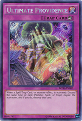 Ultimate Providence - BOSH-EN081 - Secret Rare - Unlimited Edition