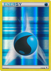 Water Energy - 77/83 - Common - Reverse Holo
