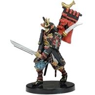 Hayato, Human Samurai