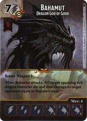 Bahamut - Dragon God of Good (Card Only)