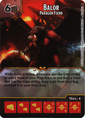 Balor - Paragon Fiend (Card Only)