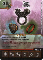 Ring - Epic Gear (Card Only)