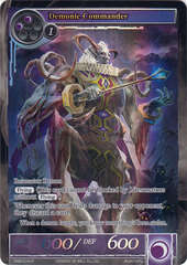 Demonic Commander - TMS-074 - R - Full Art