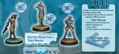 Dire Foes Mission Pack 1: Train Rescue (280002-0442)