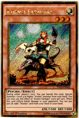Kozmo Farmgirl - PGL3-EN024 - Gold Secret Rare - 1st Edition