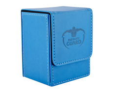 Blue - Flip Deck Box (Ultimate Guard) - 80 +