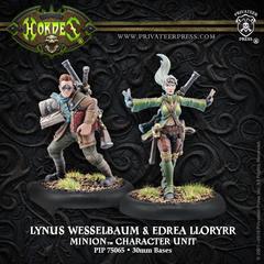 Lynus Wesselbaum & Edrea Lloryrr