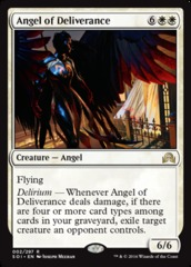 Angel of Deliverance on Channel Fireball