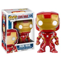 #126 - Iron Man - Civil War (Marvel)