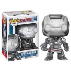 #128 - War Machine - Civil War (Marvel)