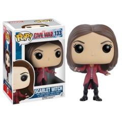 133 Scarlet Witch - Civil War