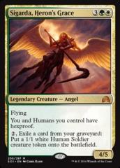 Sigarda, Heron's Grace - Foil