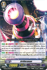 Artilleryman - G-BT06/079EN - C on Channel Fireball