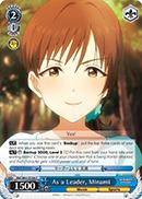 As a Leader, Minami - IMC/W41-E106 - C