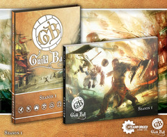 Guild Ball Rulebook Season 1 (with Sleeve)