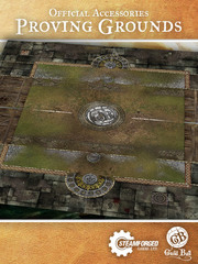 Guild Ball Playmat: Proving Grounds