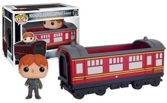 Funko Pop! Rides: Hogwarts Express Carriage with Ron Weasley