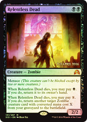 Relentless Dead - Prerelease Promo