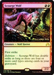 Scourge Wolf - Foil - Prerelease Promo