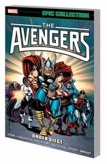 Avengers Epic Collection - Under Siege