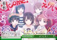 Welcome! - RG/W13-048 - CR