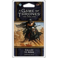 A Game of Thrones: The Card Game (2nd Edition) Chapter Pack - Called to Arms