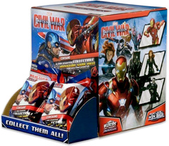 Marvel HeroClix - Captain America Civil War Movie Gravity Feed