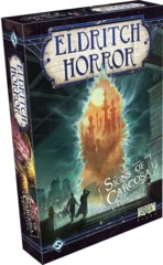 Eldritch Horror - Signs of Carcosa
