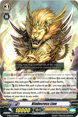 Bladecross Lion - G-SD02/004EN on Channel Fireball