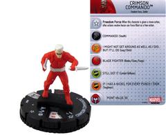 Crimson Commando - 048