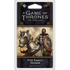 A Game of Thrones - The Card Game - For Family Honor