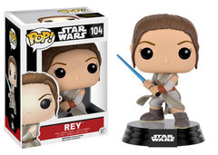 Star Wars Series - #104 - Rey