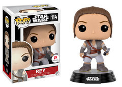 #114 - Rey: Walgreens Exclusive (Star Wars)