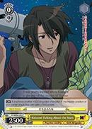 SY/WE09-E02 C Koizumi Talking About the Stars - Foil