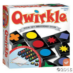 10th Anniversary Qwirkle