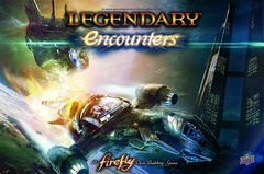 Legendary Encounters - A Firefly (Deck Building Game)