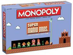 Monopoly - Super Mario Bros - Collector's Edition