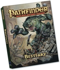 Pathfinder RPG - Bestiary (Pocket Edition)
