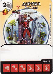 Ant-Man - Scott Lang (Card Only)
