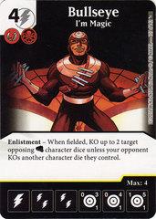 Bullseye - I'm Magic (Die & Card Combo)