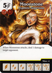 Moonstone - Hypnotic Suggestion (Die & Card Combo)