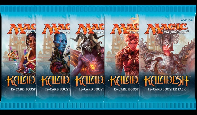 Kaladesh Booster Pack - English