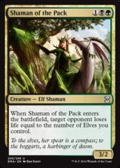 Shaman of the Pack - Foil