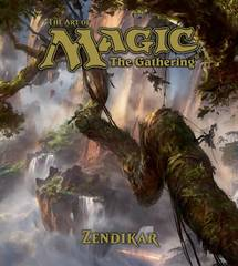 Art Of Magic The Gathering Hc Zendikar (Nov151737)0-0
