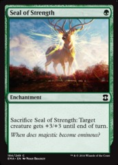 Seal of Strength - Foil