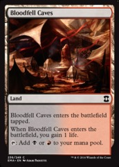 Bloodfell Caves - Foil (EMA)