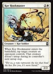 Kor Hookmaster - Foil