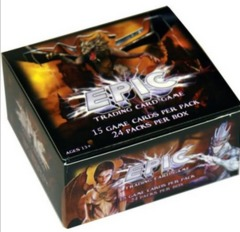 EPIC Trading Card Game - Core Set - Booster Box