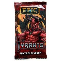 Tyrants - Raxxa's Revenge - Booster Pack