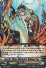 Flame Wind Lion, Wonder Ezel - G-BT07/028EN - R